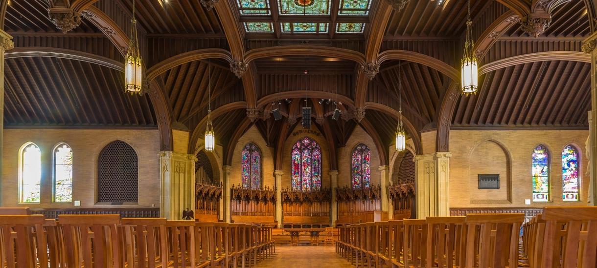 Hougton Chapel