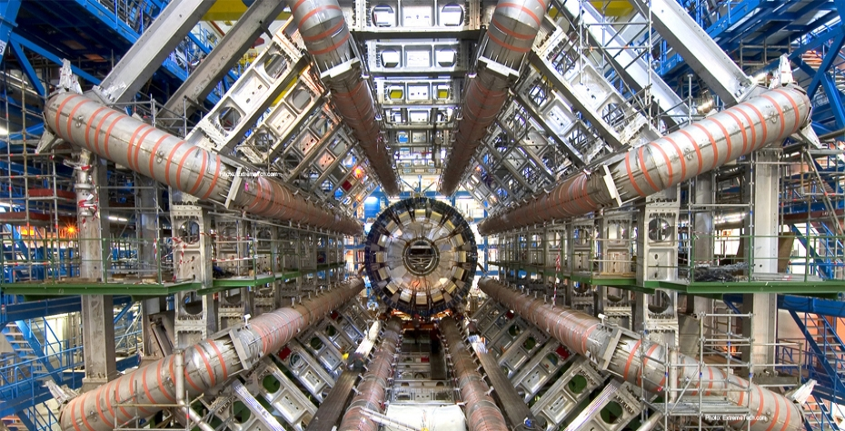 The European Organization for Nuclear Research, known as CERN