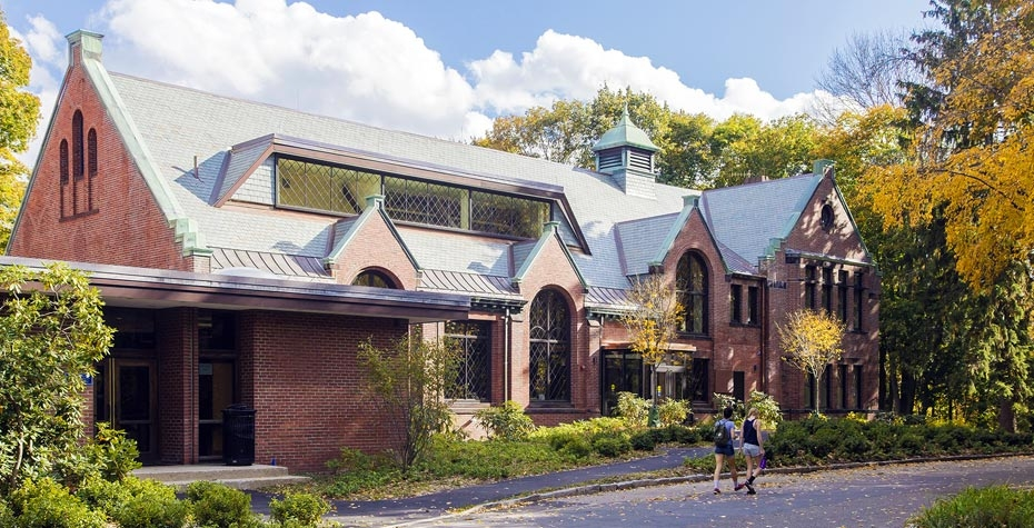 Schneider Center exterior