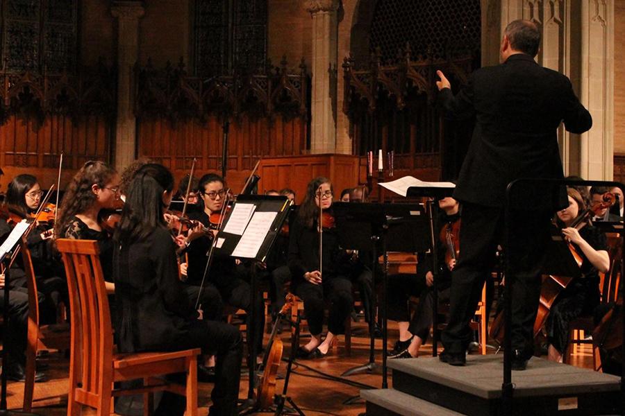 Brandeis Wellesley Orchestra
