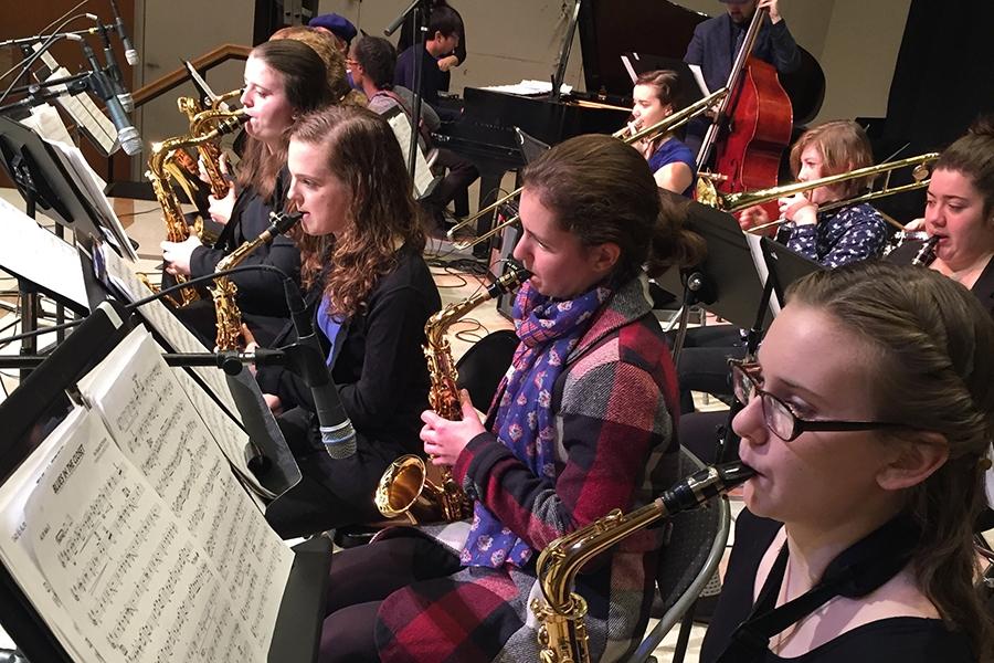 Wellesley College BlueJazz Ensemble