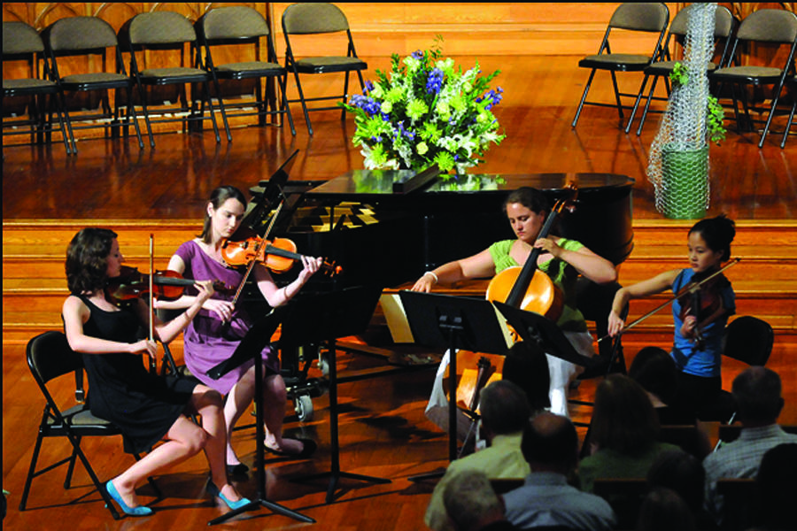 Chamber Music Society of Wellesley College