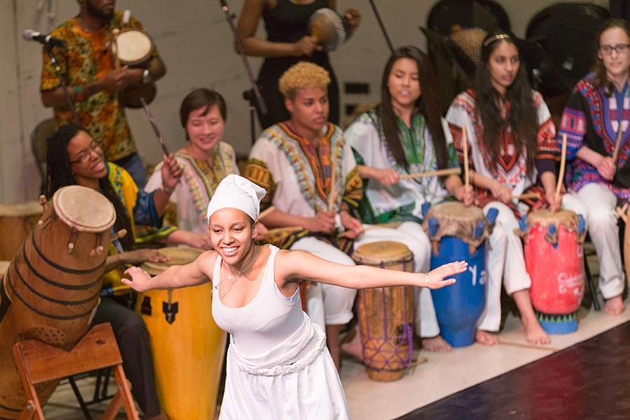 Yanvalou Drum and Dance Ensemble