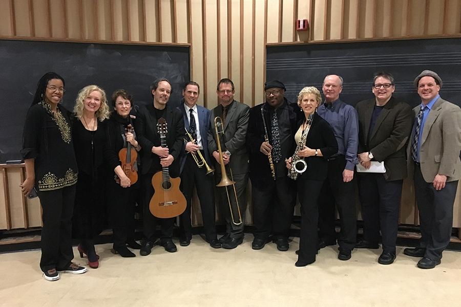 Jazz World Music group