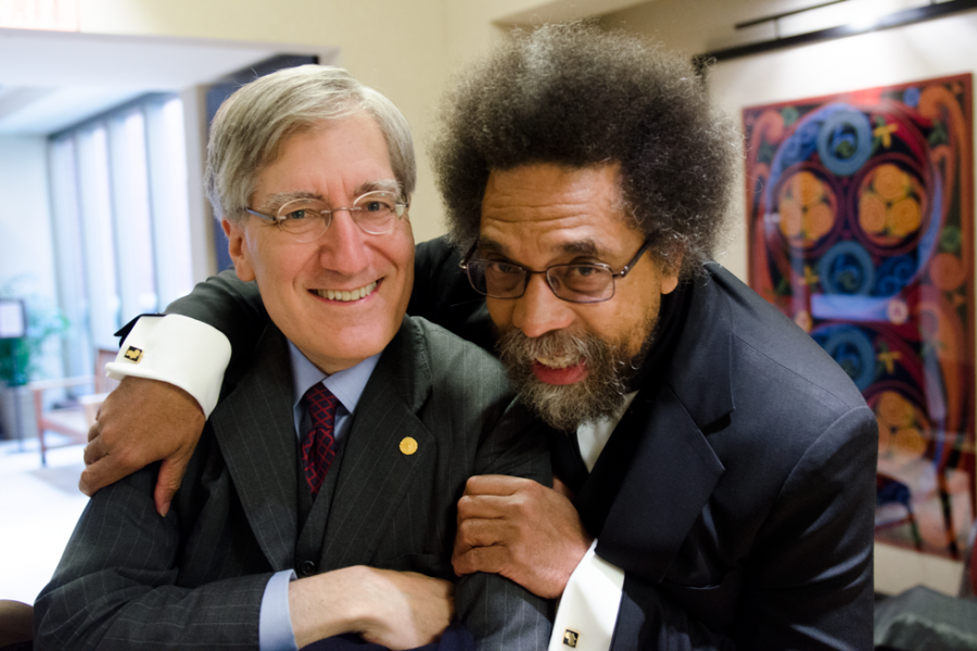 Image result for Cornel West and Robert George