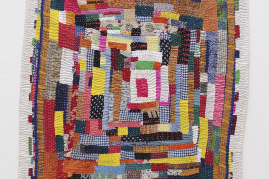 soulful stitching patchwork quilts by africans siddis in india