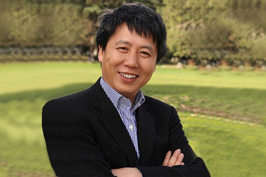 Profile of Yong Zhao
