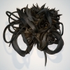 Booker, Chakaia, Urban Butterfly, Rubber tires, 2001. 2004.79