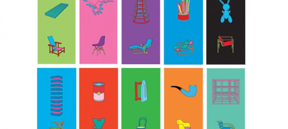 Michael Craig-Martin: Art&Design