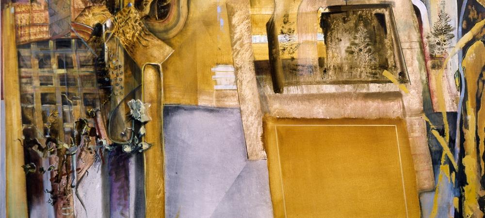 Bunny Harvey's Doors (detail)