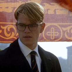 Film still from The Talented Mr. Ripley (1999)