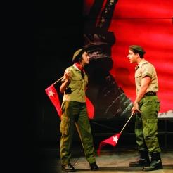 Huntington Theatre Company performance of Sonia Flew