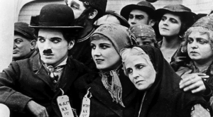 """scene from """"The Immigrant"""""""