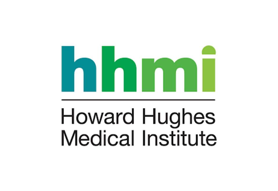 Logo for Howard Hughes Medical Institute with web link
