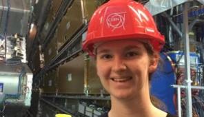 Alexandra Day '15 at CERN