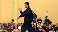 Martial arts instructor Calvin Chin takes a winning delegation to an international competition.