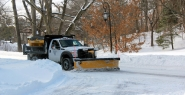 Wellesley snow plow
