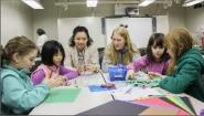 Robogals workshop