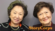 Shirley Young '55 and Marylin Chou '55