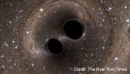 Scientists Detect Gravitational Waves As Black Holes Collide