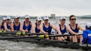 wellesley's varsity eight rowing