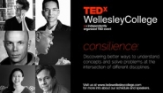 TEDxWellesleyCollege promo poster