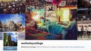 screenshot of Instagram dashboard