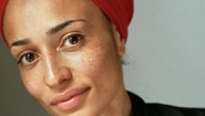 Zadie Smith portrait