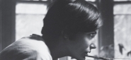 Rosalind Epstein Krauss '62, shown here writing her Ph.D. thesis in 1969, will receive the 2016 College Art Association's Distinguished Lifetime Achievement Award for Writing on Art.