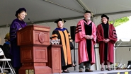 Wellesley Honors Three Professors with Pinanski Prize