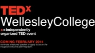 TEDx Wellesley College graphic