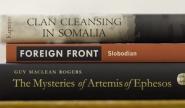 three Wellesley history department books