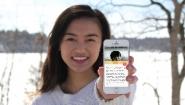 Katy Ma and the Field Trip app