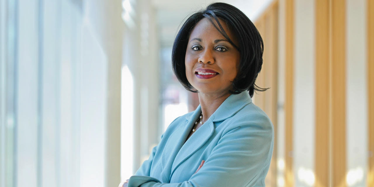 Anita Hill, Professor at Brandeis University