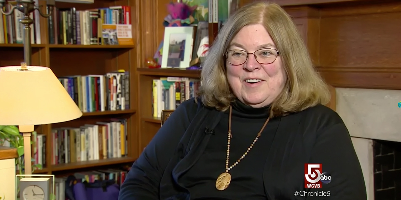 "Linda M. Williams, Ph.D., senior research scientist at Wellesley Centers for Women, on ""Chronicle"""