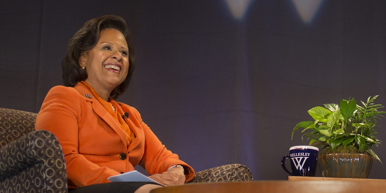 President Paula Johnson Talks to Wellesley Underground about the Many Ways Wellesley Graduates Make a Difference