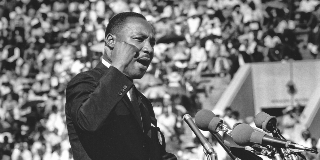 Dr. Martin Luther King, Jr. - HISTORY