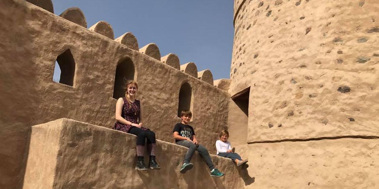 The Fujairah Fort