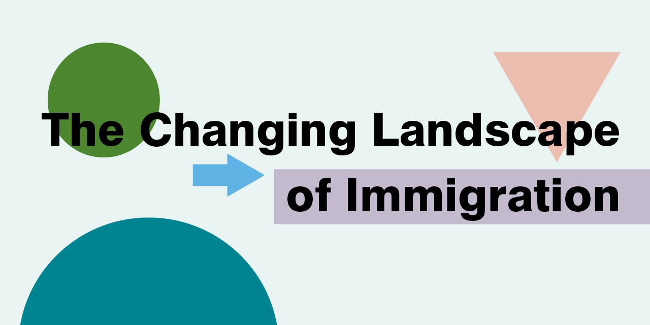 """""""The Changing Landscape of Immigration"""""""