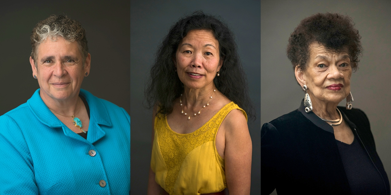 Wellesley announces three recipients of 2017 Alumnae Achievement Awards
