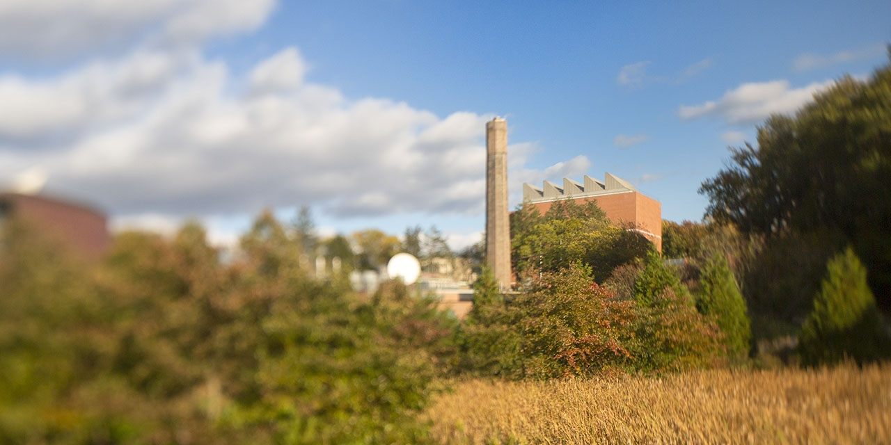 Wellesley's power plant.