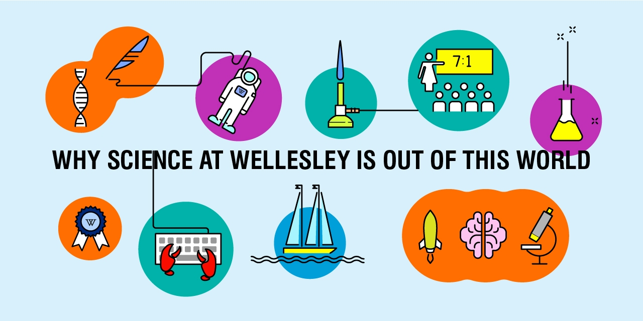 At Wellesley, Science is Out of This World