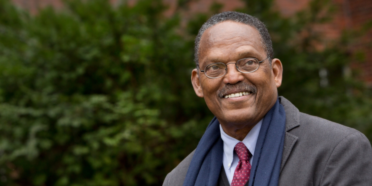 Sociologist William Julius Wilson Delivers the 2017 Wilson Lecture
