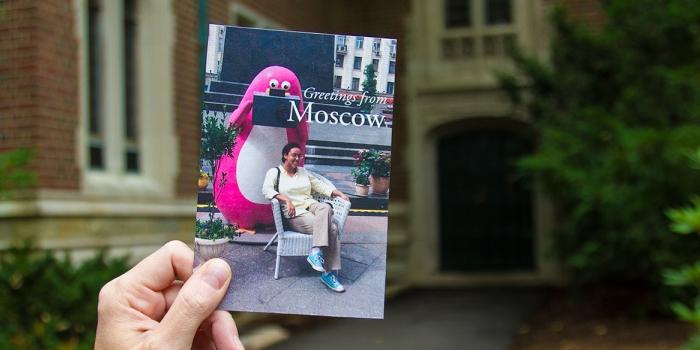 Dear Wellesley: Kiana Nedele '16 Writes from Moscow