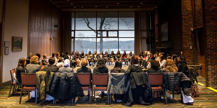 "Huffington Post Calls Wellesley's Albright Institute Fellows ""Future Leaders"""