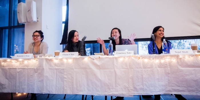 Wellesley Celebrates Asian Awareness Month with Humor, Insight, and Artistry