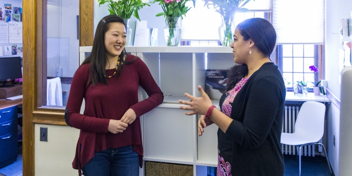 Career Education at Wellesley is Tailored to Each Student: Hear One Student's Story