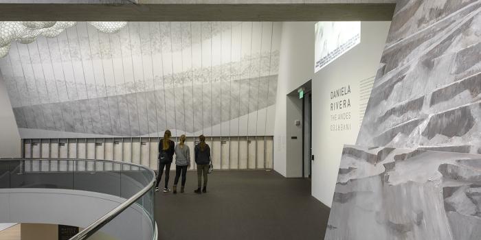Daniela Rivera: The Andes Inverted at the Museum of Fine Arts, Boston
