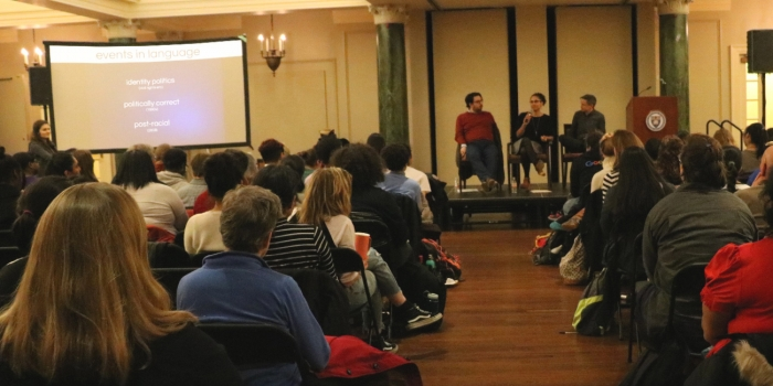 Teach-in Examines Race and Resistance in the Age of Trump
