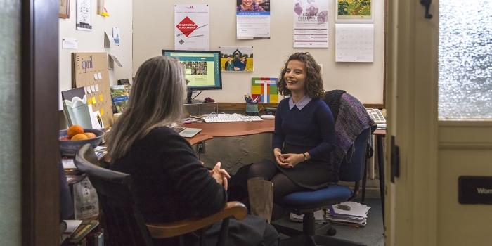 Wellesley High School Work-Study Internships